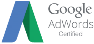 All our staff are google adwords certified at digital peak