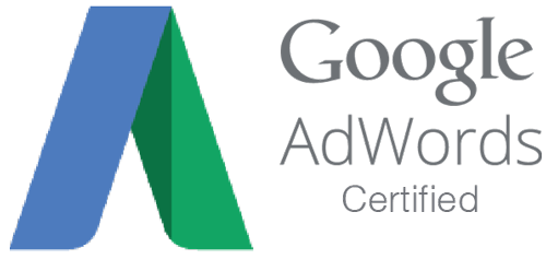 All our staff are google adwords certified
